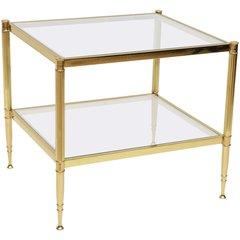 Maison Jansen Style Side Table
