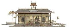 Curtis Jere Train Station