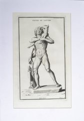 Satire a Copperplate Engraving