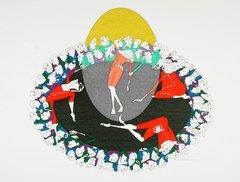 """Women"" Painting by Elena Lasala"