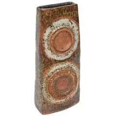 Adam Wallwork Stoneware Vase