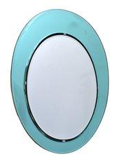 Fontana Arte Wall Mirror attrib. to Max Ingrand
