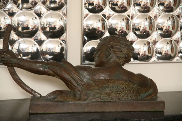 Ugo Cipriani Sculpture Galleria D Epoca Vintage Designer