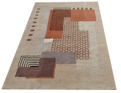 Mid-Century Carpet by JJB