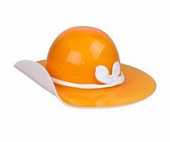 Venini Murano Art Glass Hat with Bow