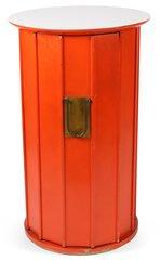 1970's Hexagonal Bar Cabinet