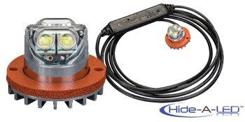 ECCO 9011 - 9031, NOVA , W600 Hide-A-LED