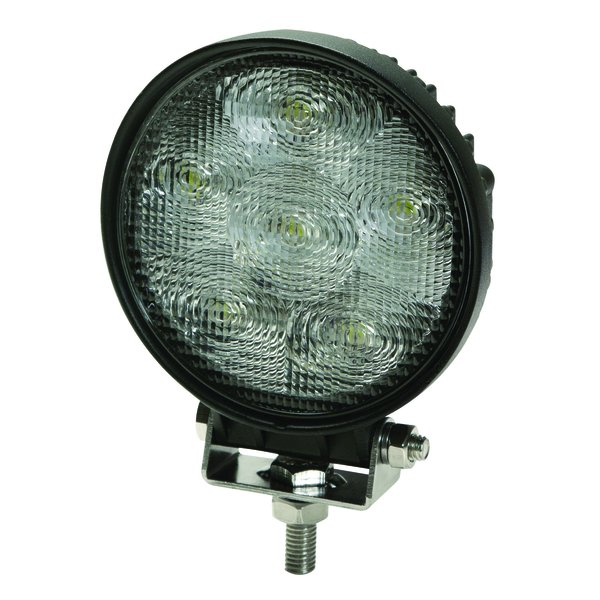 ECCO E92004 Round LED Worklamp