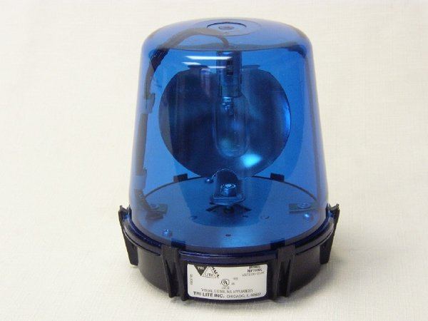 Tri Lite MVLP 110/120V AC Rotating Beacon Light