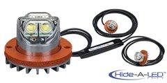 ECCO 9021, 9022, NOVA , DW600 Hide-A-LED, Twin Heads