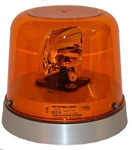 STAR 450AH 12V DC Halogen Revolving Beacon