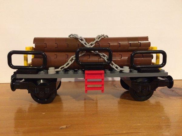 Sp29 Log Car
