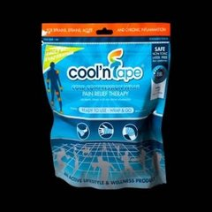 "Cool'NTape Cold Compression Wrap Small- (2"" x 48"") (Small)"