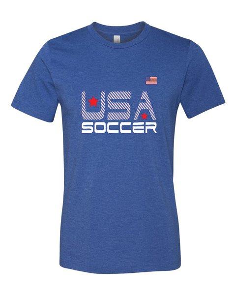 *USA Soccer Tee