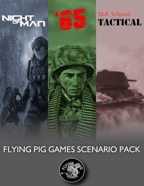 Flying Pig Games Free Scenario Pack
