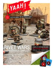 Yaah! Magazine Issue #1