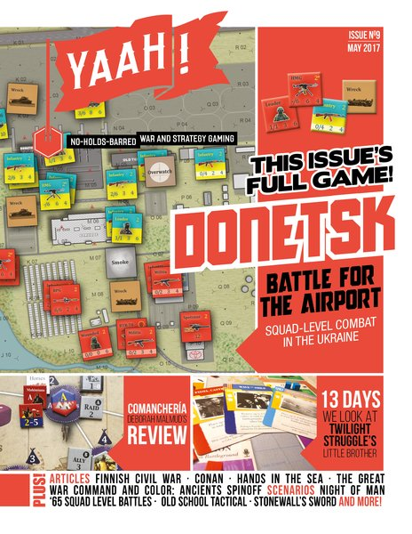 Yaah! Magazine Issue #9