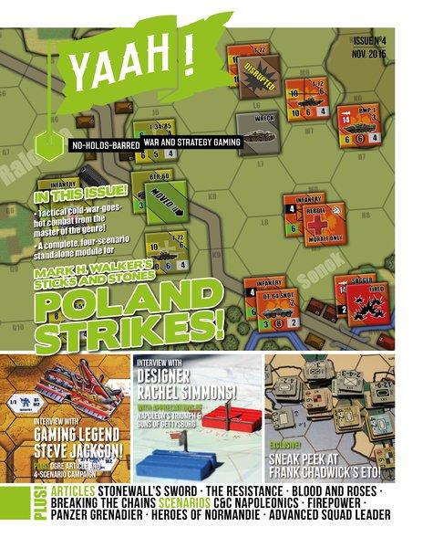 Yaah! Magazine Issue #4