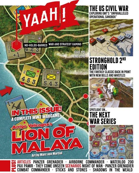 Yaah! Magazine Issue #6