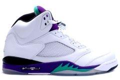 Jordan 5 White Grape 2013