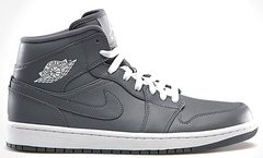 Air Jordan 1 Mid Cool Grey