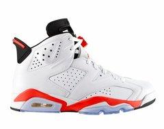 Jordan 6 Retro White Infrared