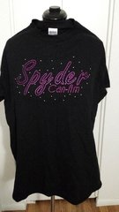 Can Am Spyder Rhinestone Shirt 13 colors