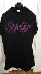 Can Am Spyder Rhinestone Shirt