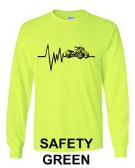 Can Am Spyder- MENS SPYDER HEARTBEAT- Long Sleeve Shirts