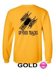Can Am Spyder- Spyder Tracks - Long Sleeve Shirts