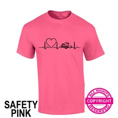 Can Am Spyder Ladies Spyder Heartbeat - Short Sleeve