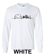 Can Am Spyder- SPYDER HEARTBEAT- Long Sleeve Shirts