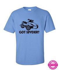 Can Am Spyder - Got Spyder? - Short Sleeve Shirt
