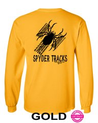 Can Am Spyder - Spyder Tracks - Long Sleeve