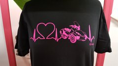 Can Am Spyder- SPYDER HEARTBEAT- Long and Short  Sleeve Shirts
