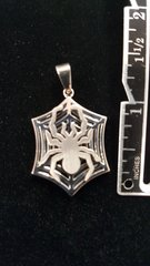 Spider and Web - Pendant
