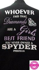 Can Am Spyder a Girls Best Friend- Long and Short  Sleeve Shirts