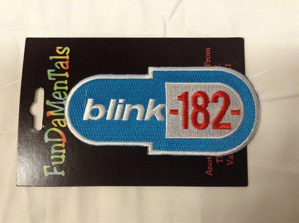 blink 182 patch stout 39 s store online. Black Bedroom Furniture Sets. Home Design Ideas
