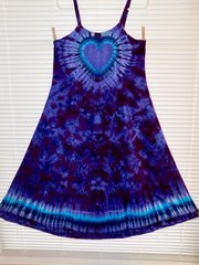 Purple Heart Dress Ribbon Strap Long