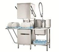 Ecomax H602 Hood Dishwasher