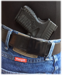 Inside Waistband Holsters with or without Laser