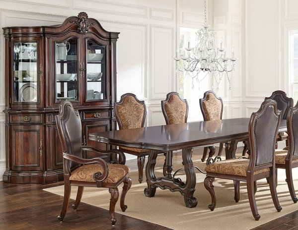pedestal room dining criteria iteminformation table double kt