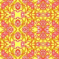 Sorority chi omega Patterns Inspired by Lilly P