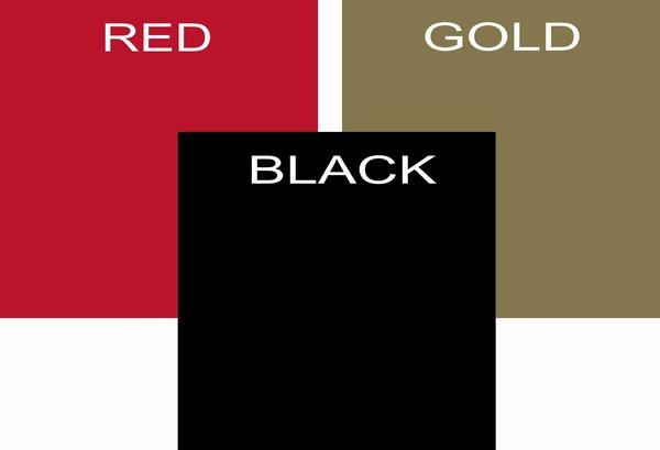 NFL San Francisco 49ers Colors SISER EasyWeed Heat Transfer Vinyl