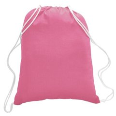 COTTON Drawstring SPORT Bag