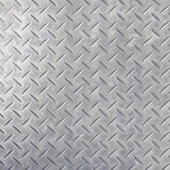 Diamond Plate Metal Print