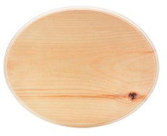 Walnut Hollow® Pine Wood Plaque - Oval - 8.75 x 11 inches