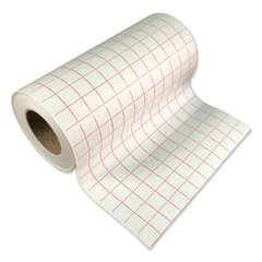 "Red-Line Application Tape Roll - 12"" x 50 yds"