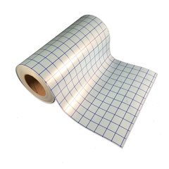 "Blue-Line Clear Application Tape Roll - 12"" x 50 yds"