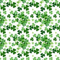 St.Patricks Day Patterns Digitally Printed